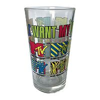 MTV Collector's Series Pint Glass by ICUP