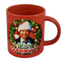 National Lampoon's Christmas Vacation 'Merry Clarkmas' Ceramic Mug by ICUP