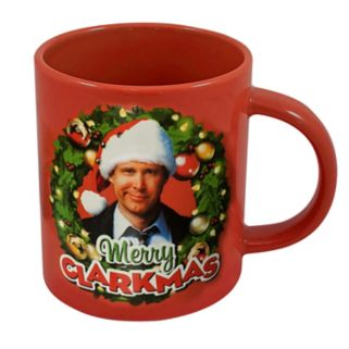"National Lampoon's Christmas Vacation ""Merry Clarkmas"" Ceramic Mug by ICUP"