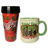 A Christmas Story 2-piece Travel Mug Set by ICUP