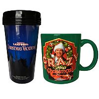 National Lampoon's Christmas Vacation 2-piece Travel & Ceramic Mug Set by ICUP