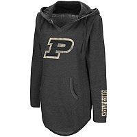 Women's Campus Heritage Purdue Boilermakers Hooded Tunic