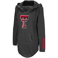 Women's Campus Heritage Texas Tech Red Raiders Hooded Tunic