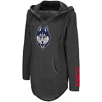 Women's Campus Heritage UConn Huskies Hooded Tunic