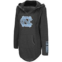 Women's Campus Heritage North Carolina Tar Heels Hooded Tunic