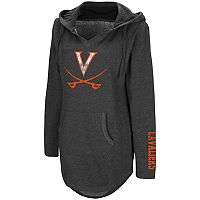 Women's Campus Heritage Virginia Cavaliers Hooded Tunic