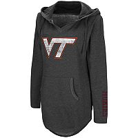Women's Campus Heritage Virginia Tech Hokies Hooded Tunic