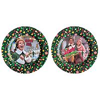 Elf the Movie 2-pack Melamine Plates by ICUP