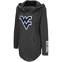 Women's Campus Heritage West Virginia Mountaineers Hooded Tunic
