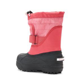 Columbia Powerbug Plus II Kids' Waterproof Winter Boots