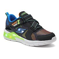 Skechers Erupters II Light-Up Boys' Sneakers