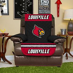 Pegasus Home Fashions Louisville Cardinals Sofa Protector