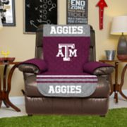 Pegasus Sports Texas A&M Aggies Recliner Protector