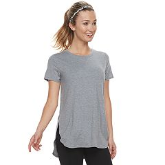 Women's Tek Gear® High Slit Tunic Tee