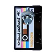 'Totally Awesome Mix' Tape Wall-Mounted Bottle Opener by ICUP