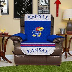 Pegasus Home Fashions Kansas Jayhawks Sofa Protector