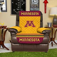 Pegasus Home Fashions Minnesota Golden Gophers Sofa Protector
