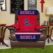 Pegasus Home Fashions Ole Miss Rebels Sofa Protector