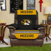 Pegasus Home Fashions Missouri Tigers Sofa Protector