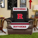 Pegasus Sports Rutgers Scarlet Knights Recliner Protector
