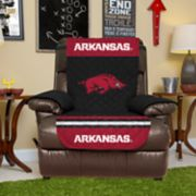 Pegasus Sports Arkansas Razorbacks Recliner Protector