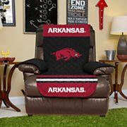 Pegasus Home Fashions Arkansas Razorbacks Sofa Protector