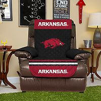 Pegasus Home Fashions Arkansas Razorbacks Sofa Protector