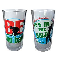 Caddyshack Pint-Glass & Ice Cube Tray Set by ICUP
