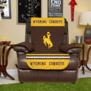 Pegasus Sports Wyoming Cowboys Recliner Protector