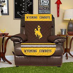 Pegasus Sports Wyoming Cowboys Recliner Protector