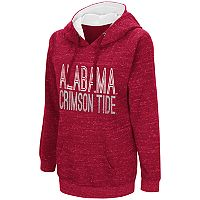Women's Campus Heritage Alabama Crimson Tide Throw-Back Pullover Hoodie