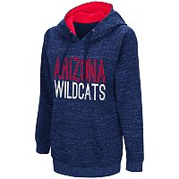 Women's Campus Heritage Arizona Wildcats Throw-Back Pullover Hoodie
