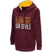 Women's Campus Heritage Arizona State Sun Devils Throw-Back Pullover Hoodie