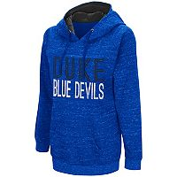 Women's Campus Heritage Duke Blue Devils Throw-Back Pullover Hoodie