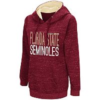 Women's Campus Heritage Florida State Seminoles Throw-Back Pullover Hoodie
