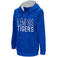 Women's Campus Heritage Memphis Tigers Throw-Back Pullover Hoodie