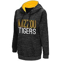 Women's Campus Heritage Missouri Tigers Throw-Back Pullover Hoodie
