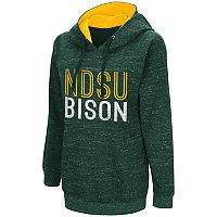 Women's Campus Heritage North Dakota State Bison Throw-Back Pullover Hoodie