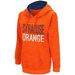 Women's Campus Heritage Syracuse Orange Throw-Back Pullover Hoodie