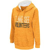 Women's Campus Heritage Tennessee Volunteers Throw-Back Pullover Hoodie