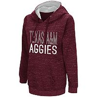 Women's Campus Heritage Texas A&M Aggies Throw-Back Pullover Hoodie