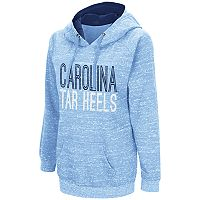 Women's Campus Heritage North Carolina Tar Heels Throw-Back Pullover Hoodie