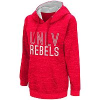 Women's Campus Heritage UNLV Rebels Throw-Back Pullover Hoodie
