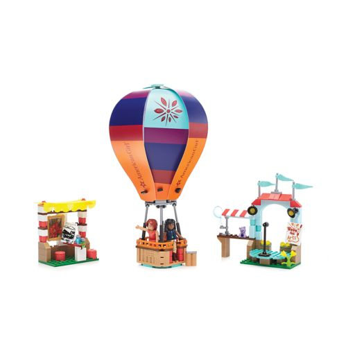 Mega Construx American Girl Saige's Balloon Festival Construction Set