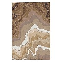 Trans Ocean Imports Liora Manne Ravella Mykonos Abstract Indoor Outdoor Rug