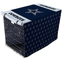 Pegasus Home Dallas Cowboys Large Pet Crate Cover