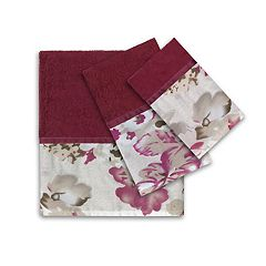 Popular Bath Secret Garden 3-piece Towel Set