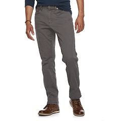 Men's SONOMA Goods for Life® Regular-Fit Stretch Jeans
