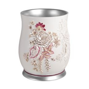 Popular Bath Secret Garden Wastebasket