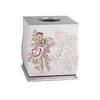 Popular Bath Secret Garden Tissue Box